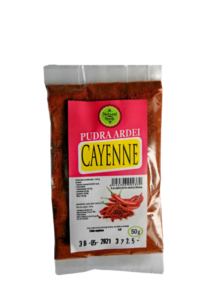 Cayenne Pepper 50 gr